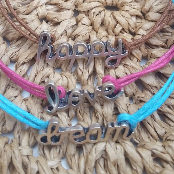 armbandje Happy Dream Love