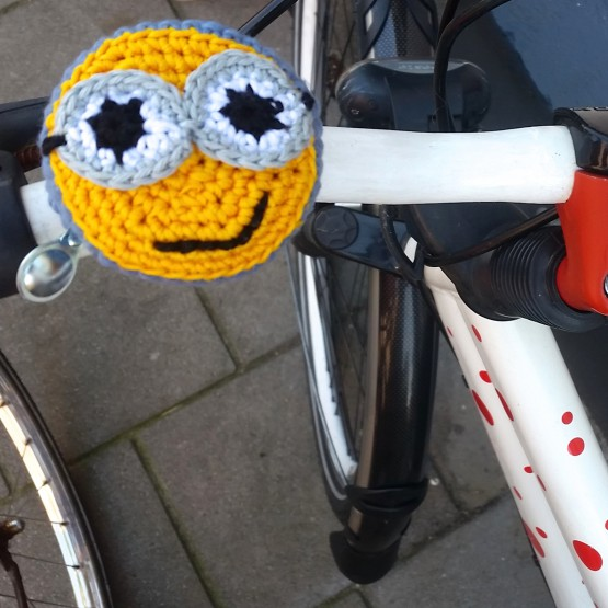 fietsbel minion